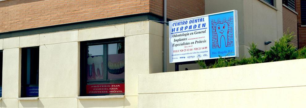 Clínicas dentales en Ávila | Clínica Dental Herpaden