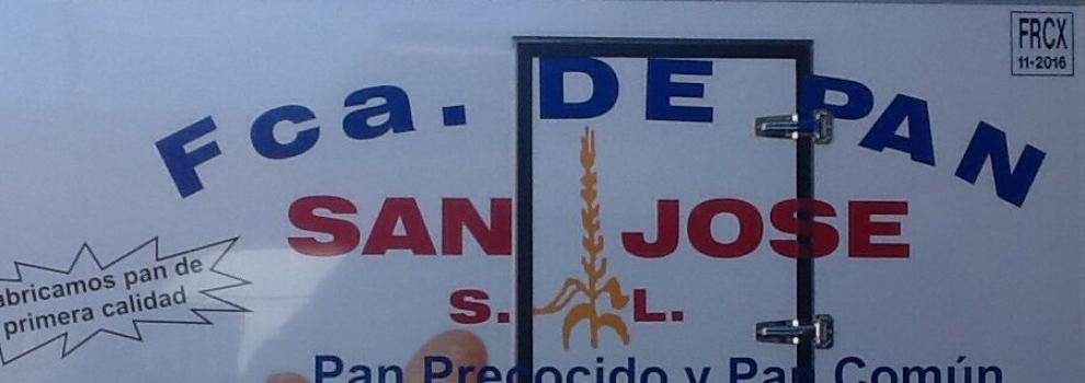 Panadería y Pastelería industrial en Coslada   Fábrica de Pan San José