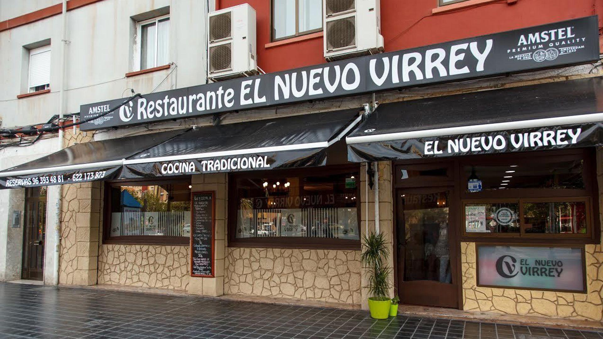 Restaurante con cocina tradicional en Valenciaa