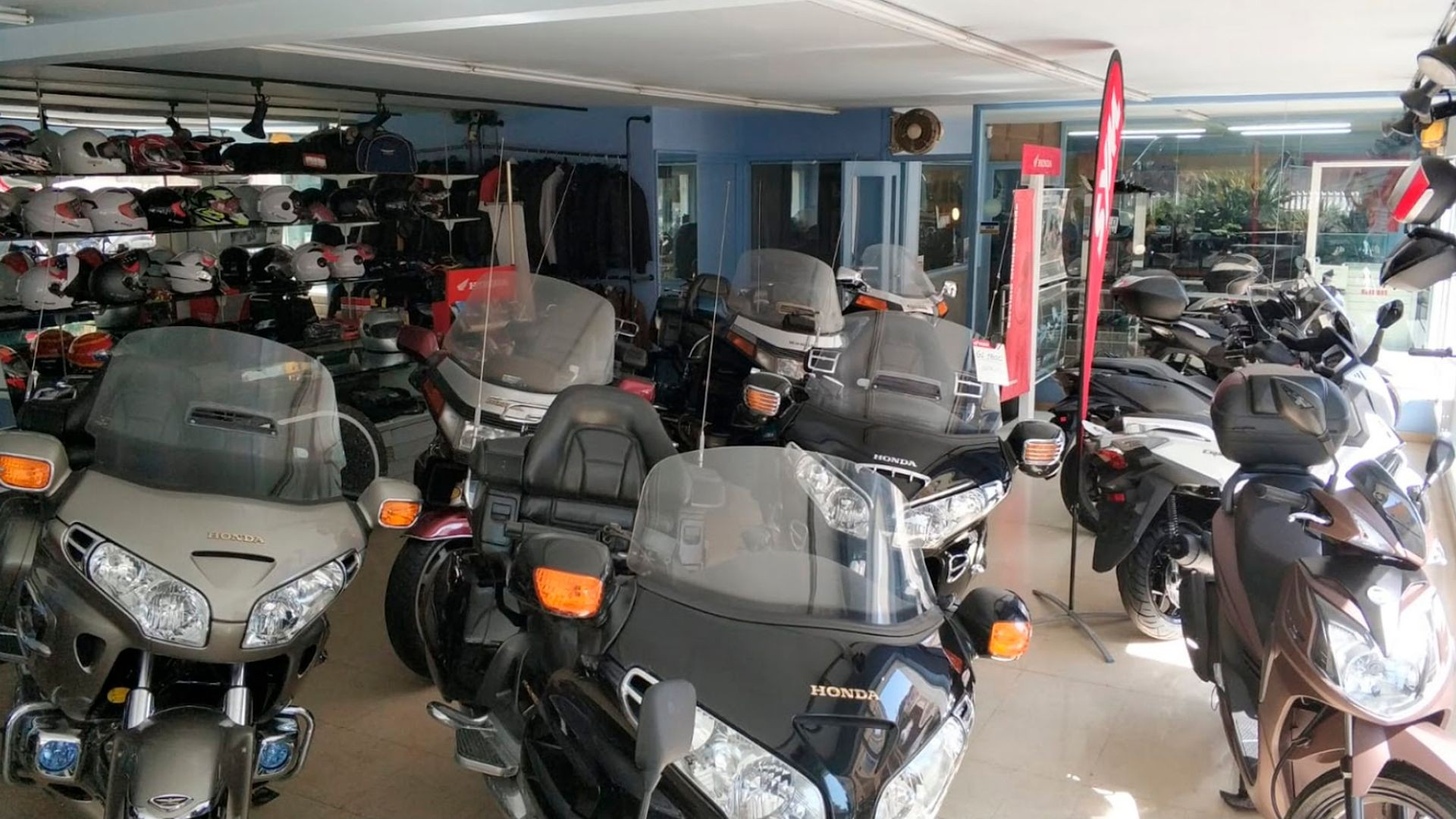 Taller mecánico de motos en Vilassar de Mar