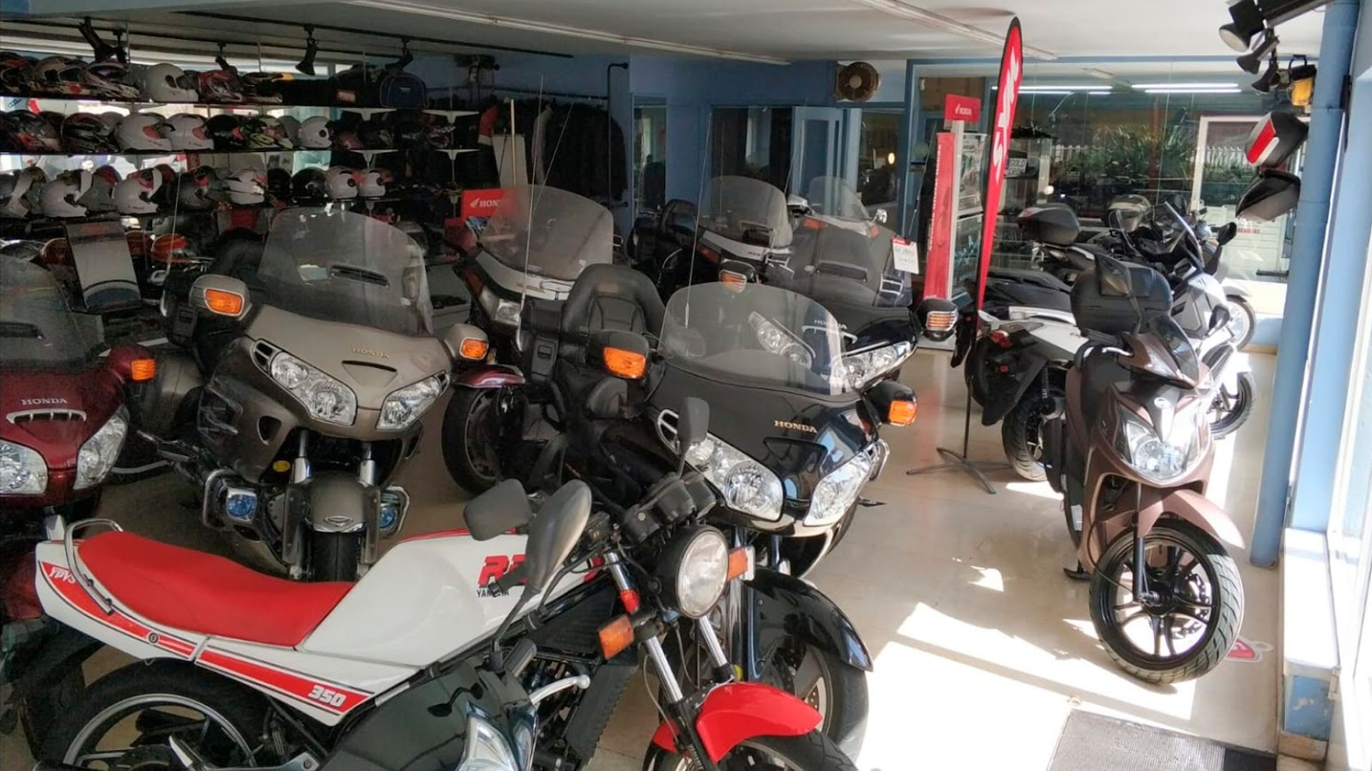 Revisión de motos en Vilassar de Mar
