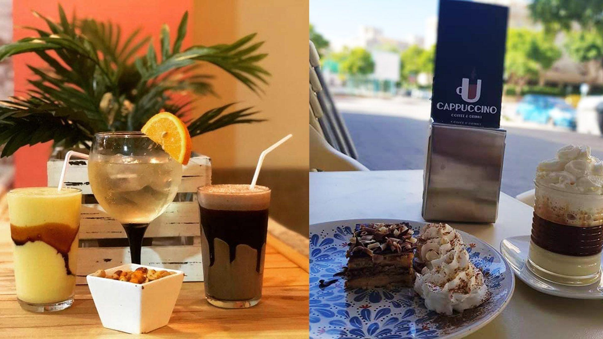 Las mejores meriendas de Málaga