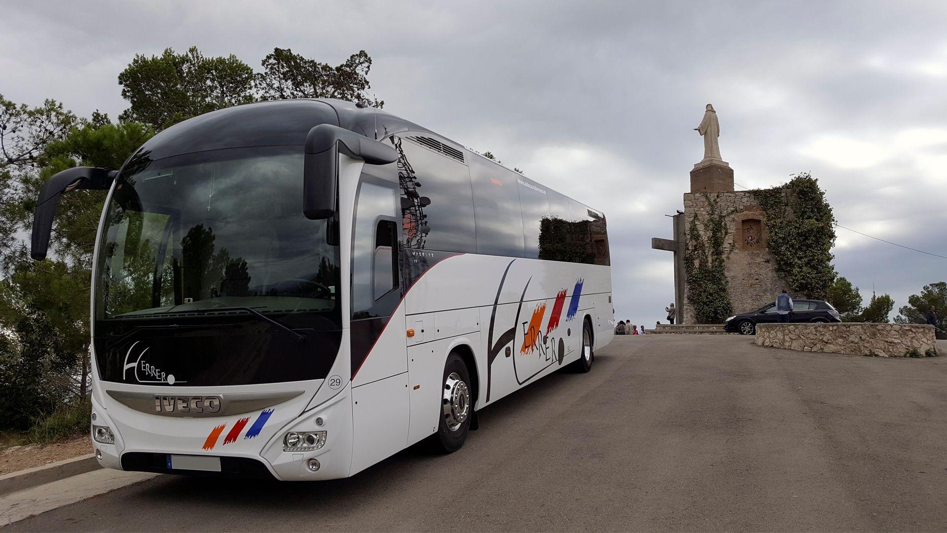 Alquiler de autocares en Palencia