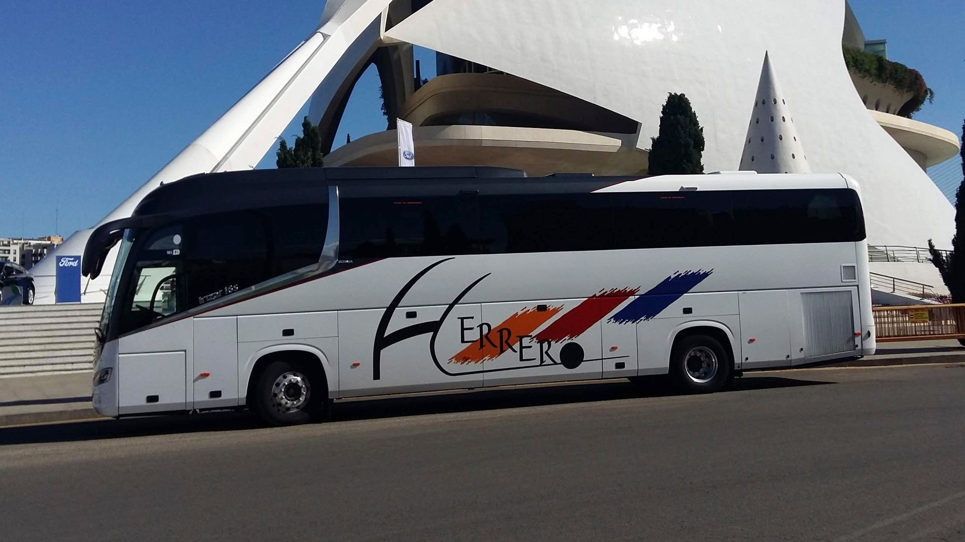 Empresa de autocares en Palencia