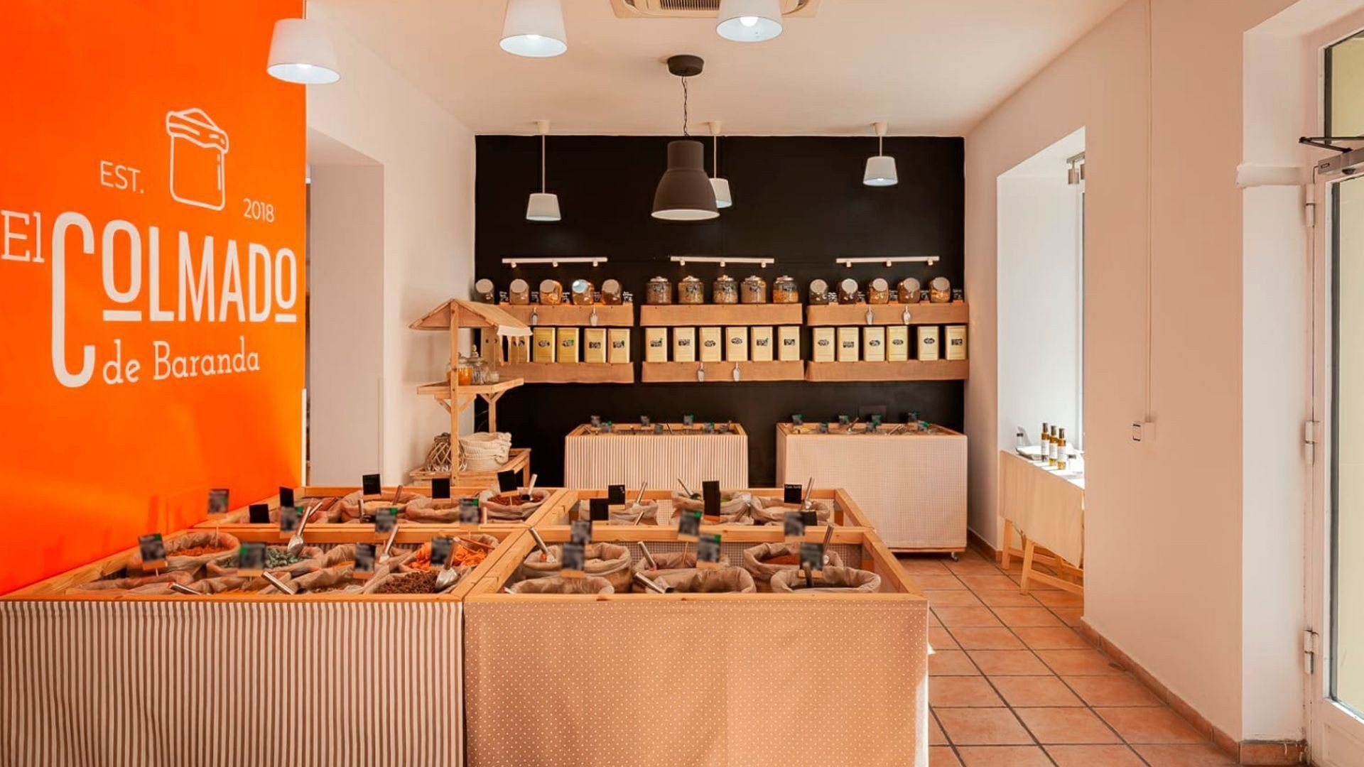 Tienda de alimentos naturales en Madrid