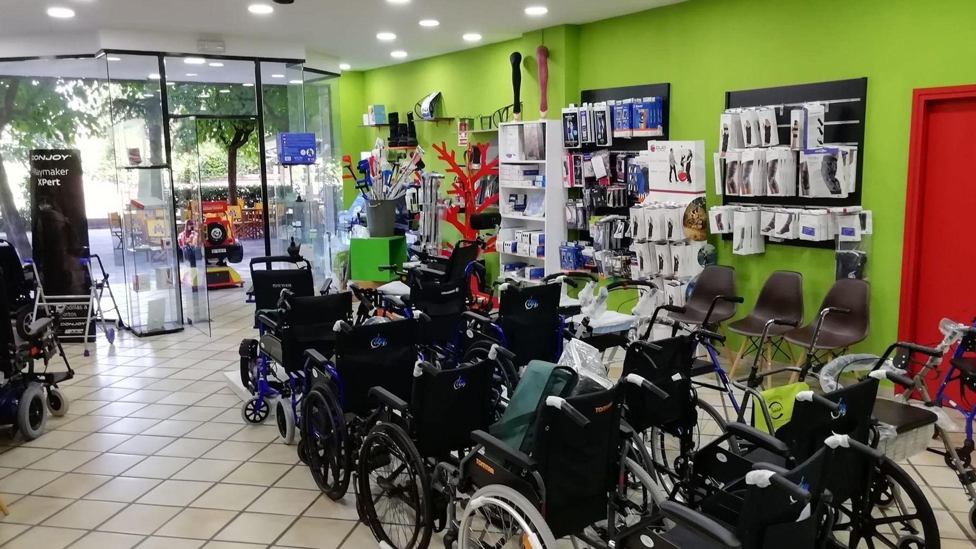 Tienda de productos ortopédicos en Cerdanyola del Vallès