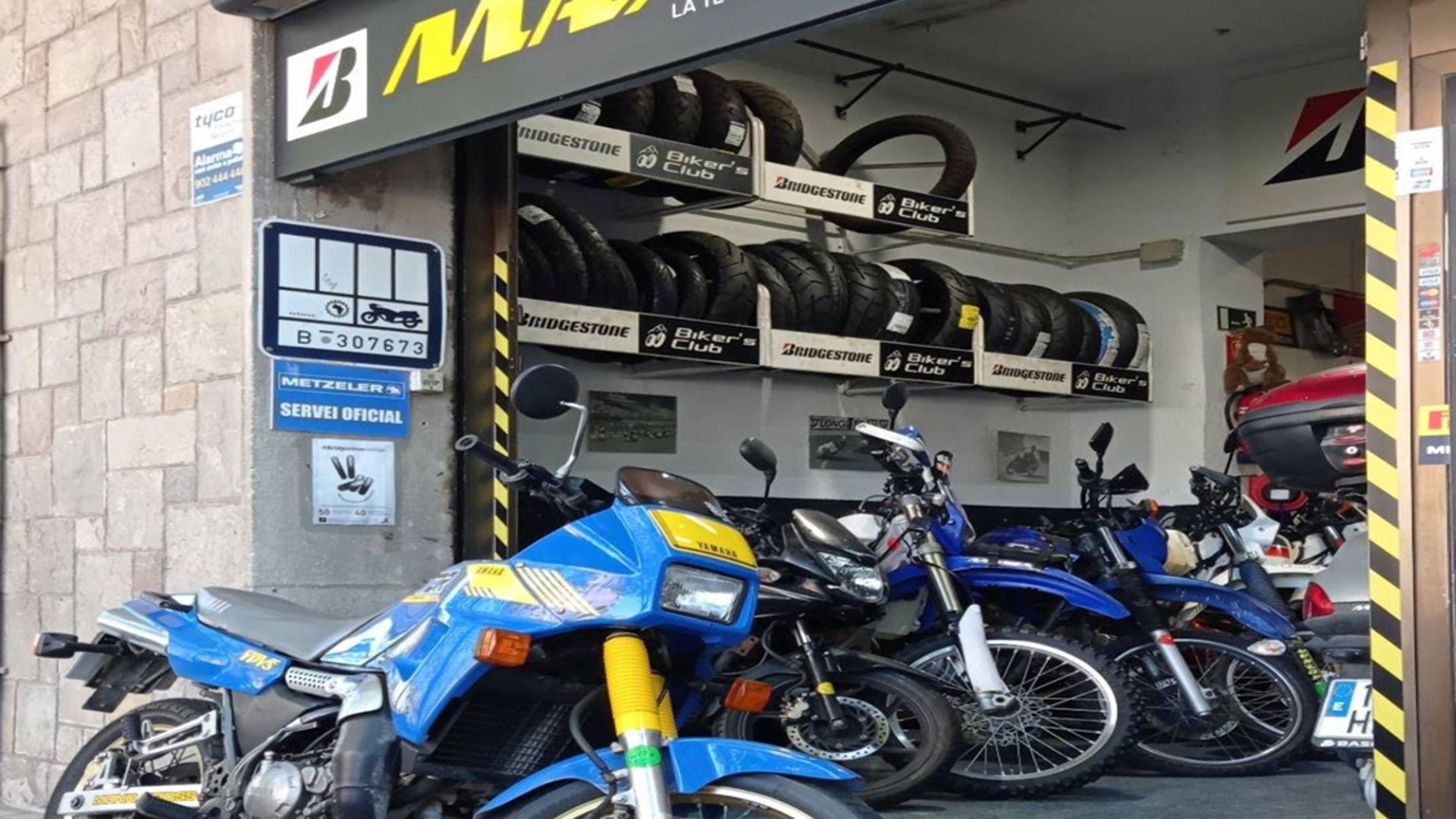 Cambio de neumáticos Les Corts Barcelona