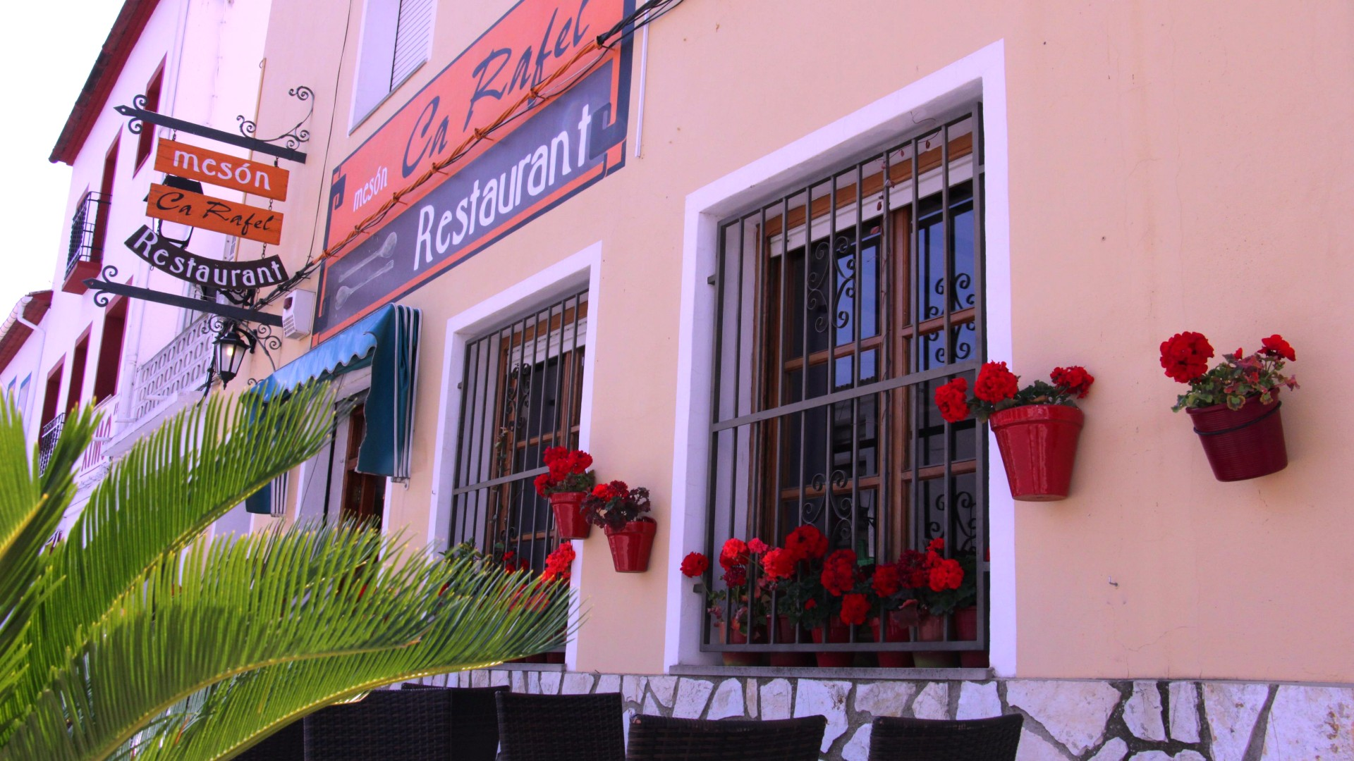 Restaurante Benimantell Mesón Ca Rafel