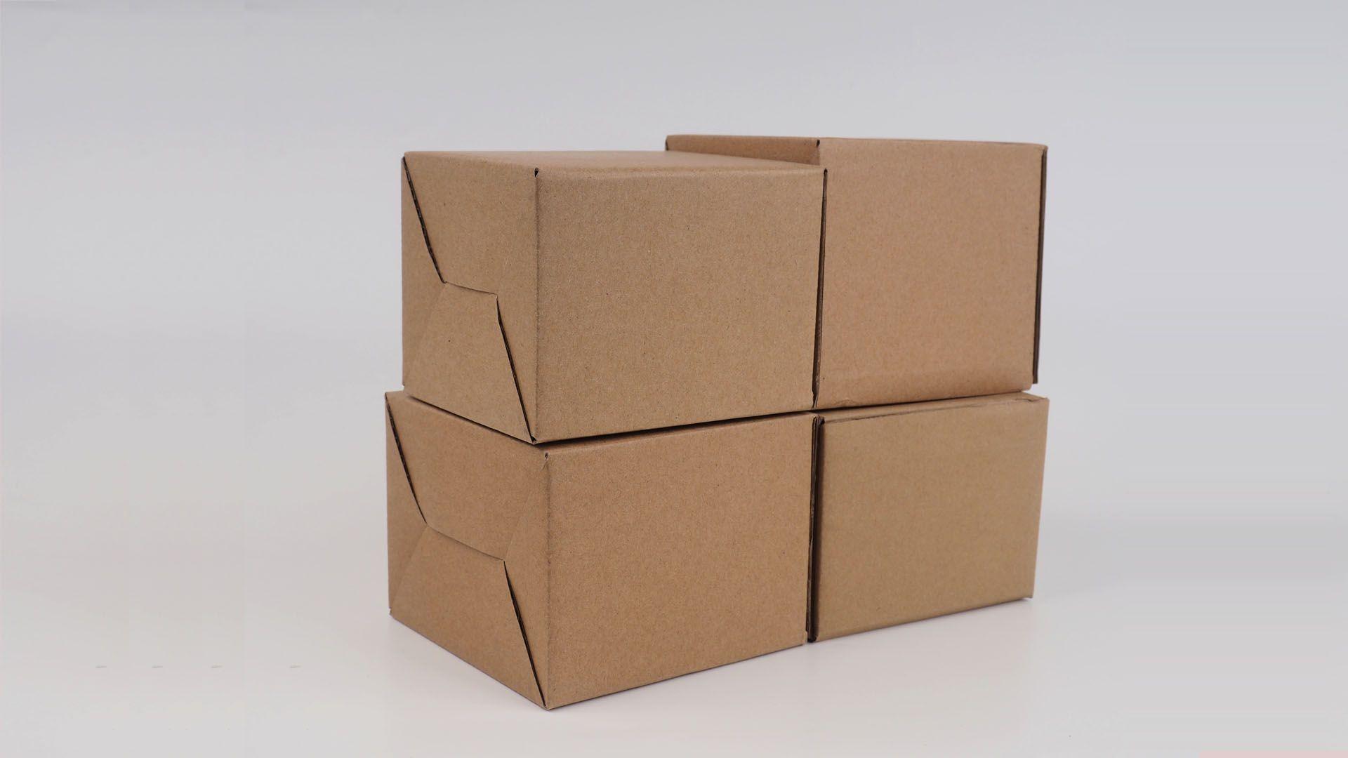 Cartón ondulado, cartón compacto y papel