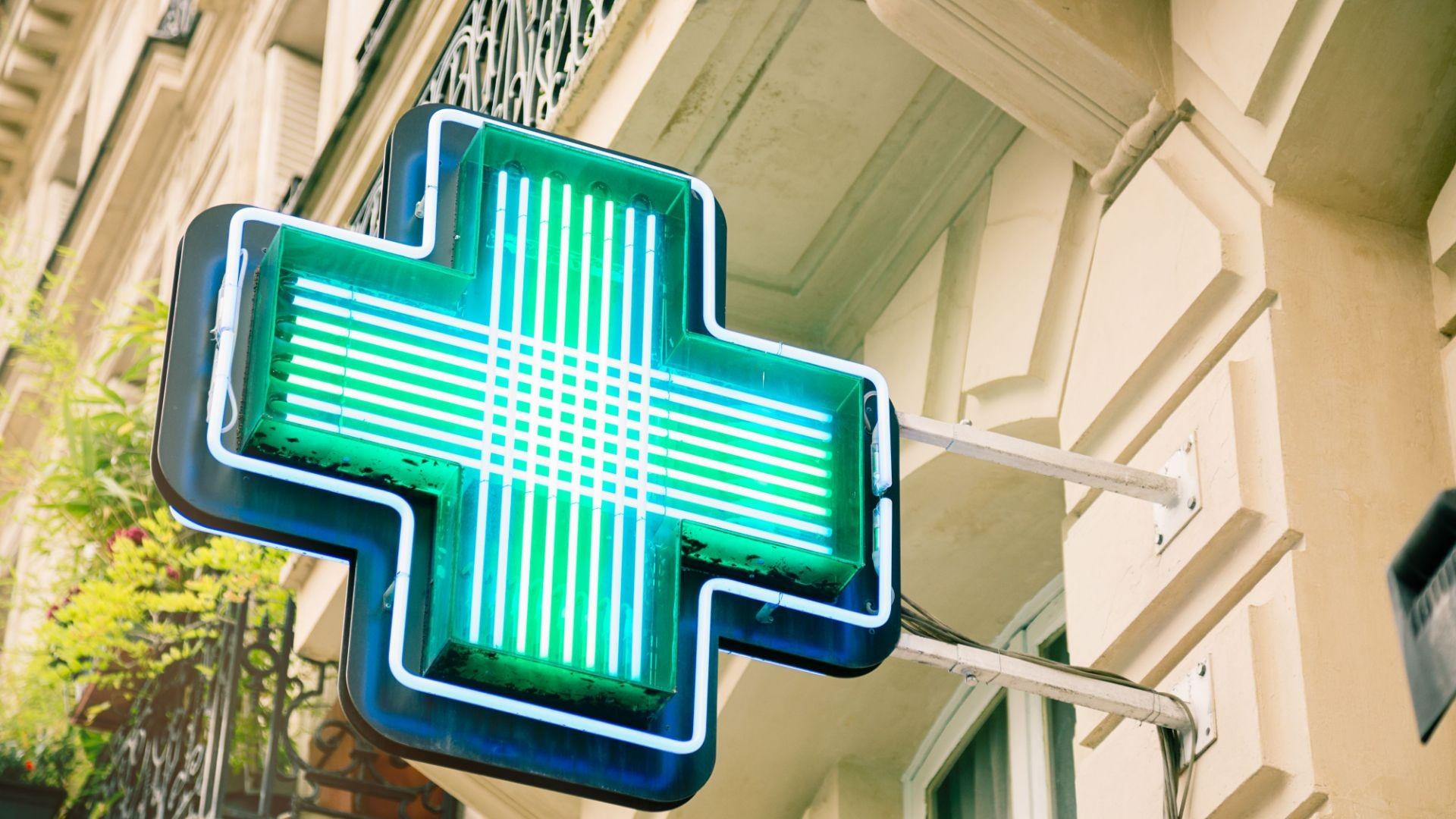 Farmacia en El Ejido