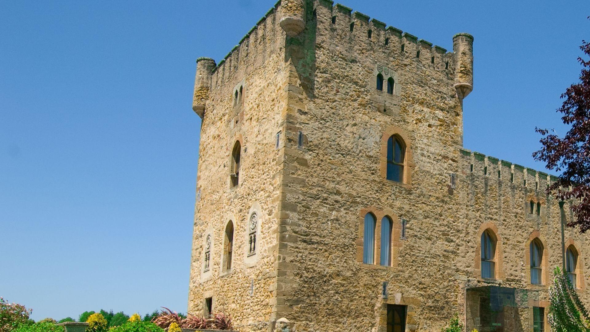 Castillo para celebración de bodas