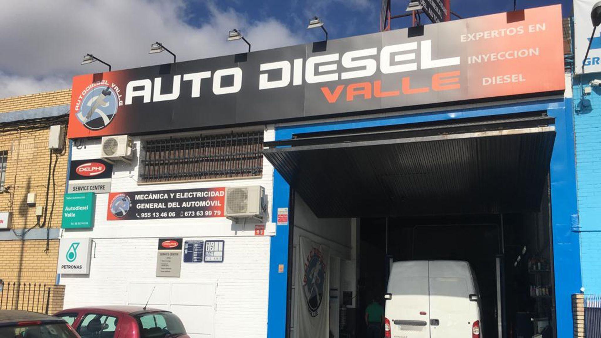 Taller especializado en motores diésel en Sevilla