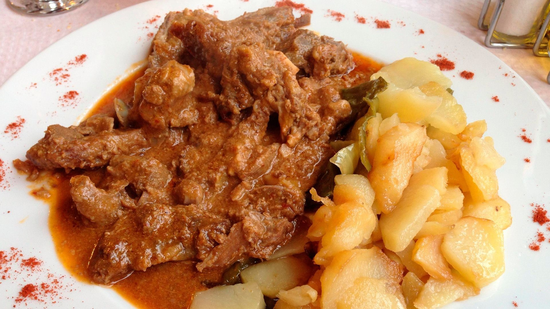 Restaurante de cocina tradicional en Capileira