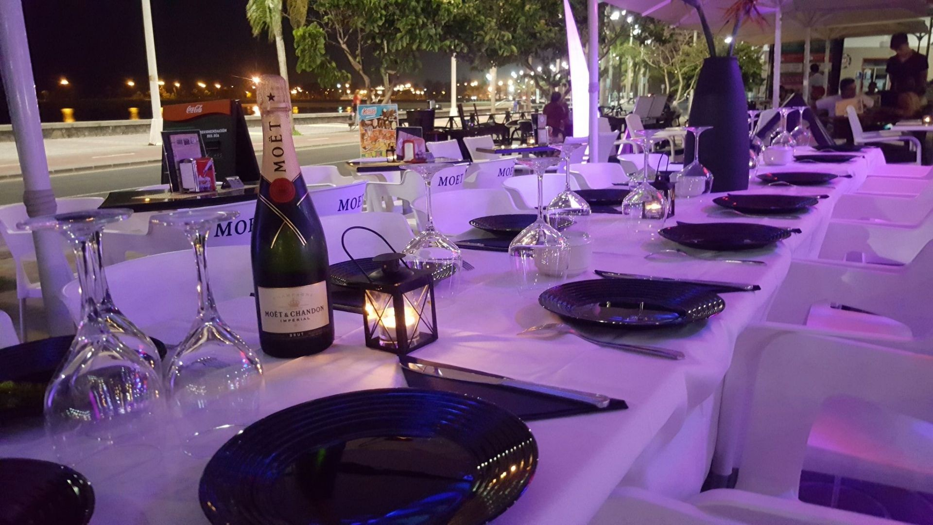 Restaurante en Arrecife