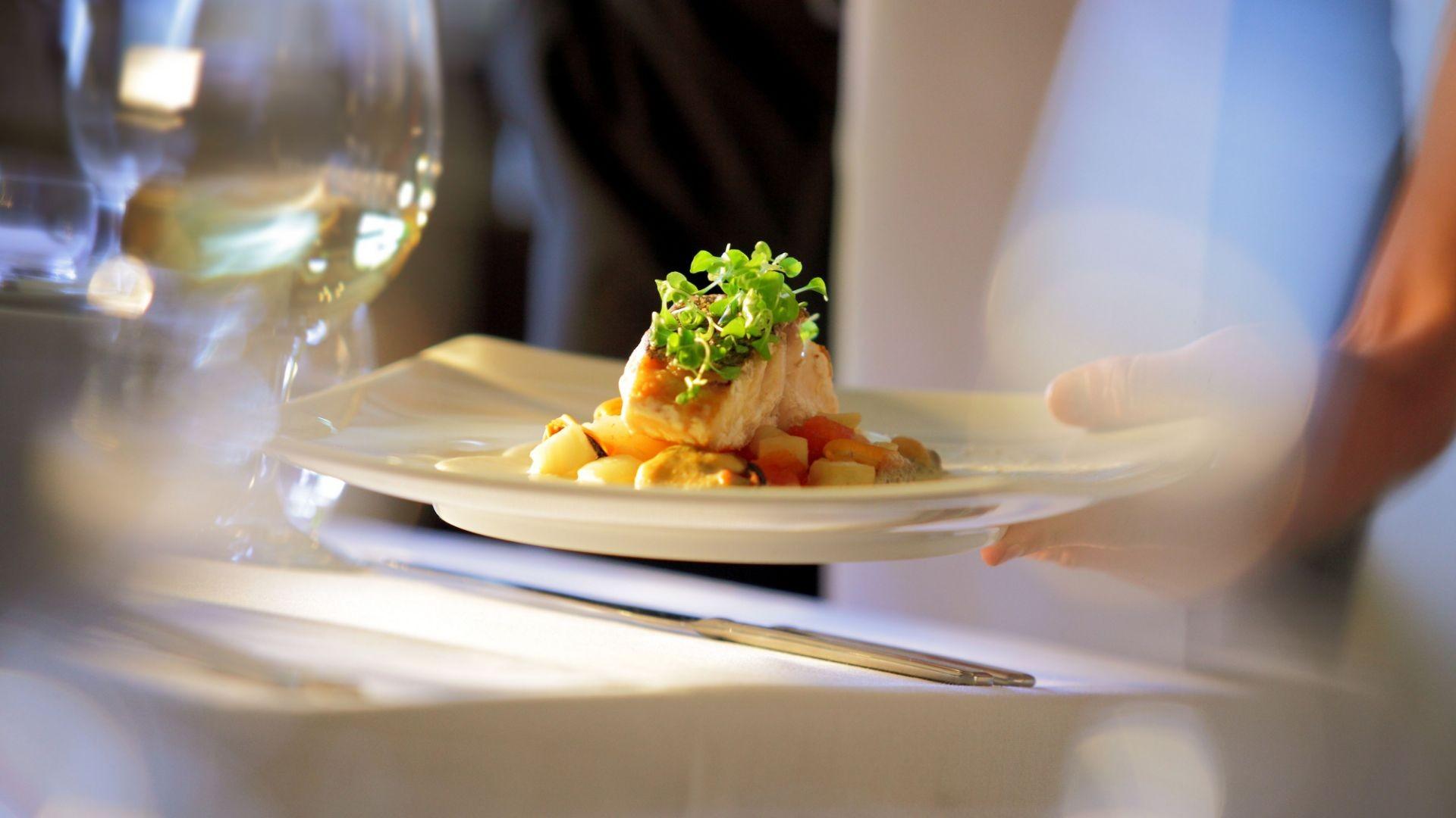 Restaurante con terraza en Alicante