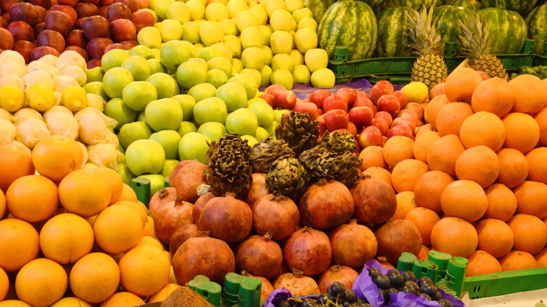 Frutas y verduras en Soto del Real