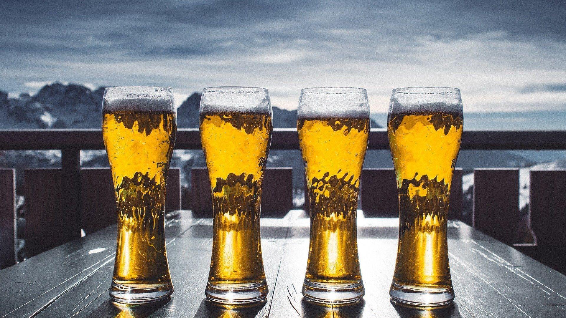 cervezas en Málaga