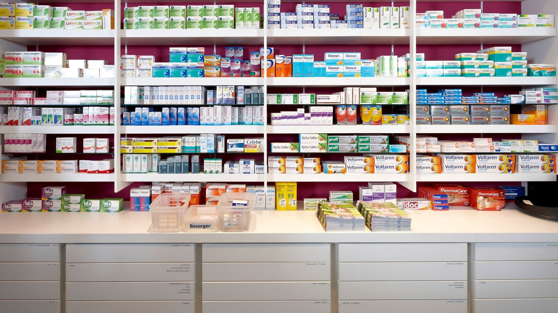 Farmacia en Santa Cruz de Tenerife