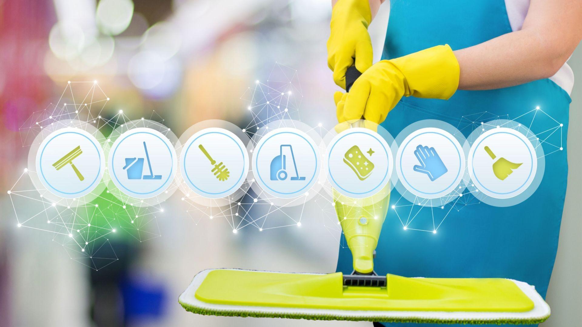 Servicios integrales de limpieza para empresas y comunidades