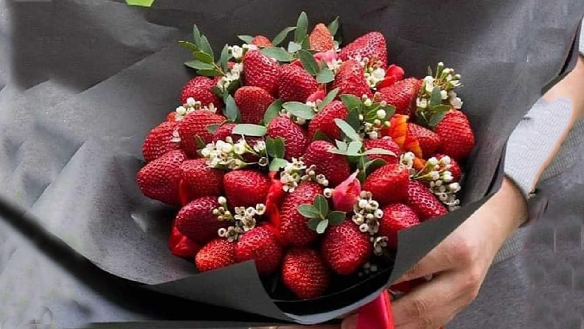 Regalos originales con frutas