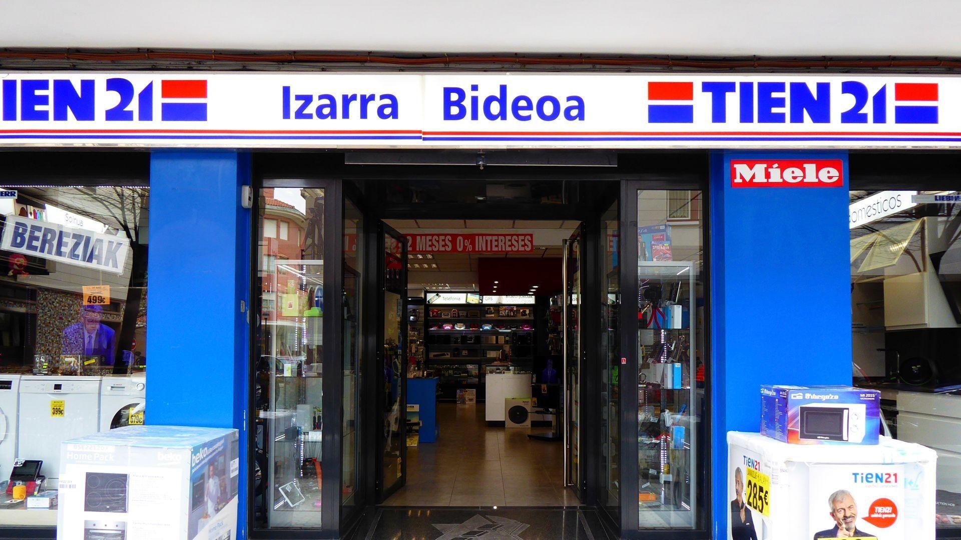 Especialistas en venta de electrodomésticos de todas las marcas en Orio