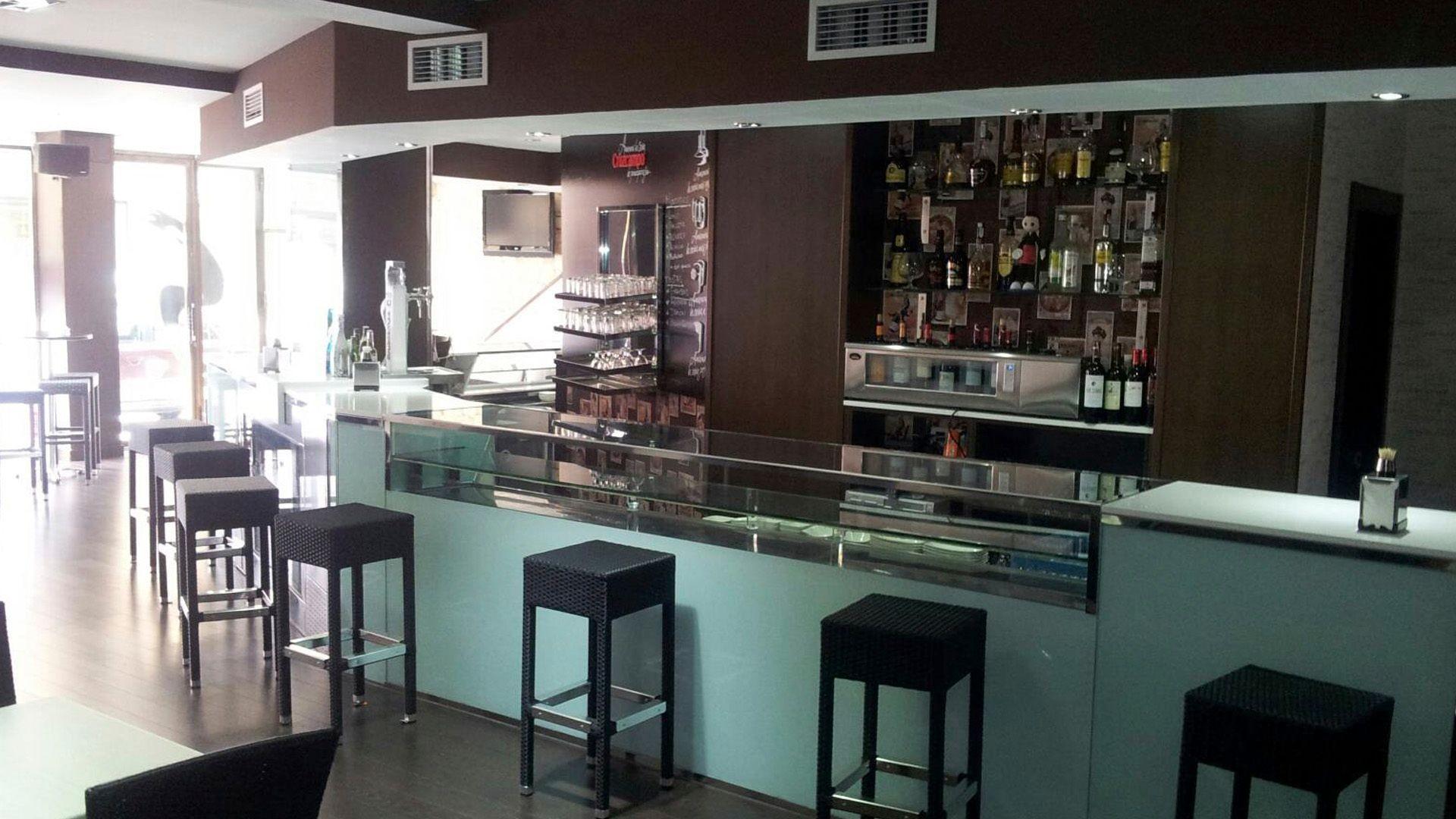Bar de pinchos en Cabrerizos