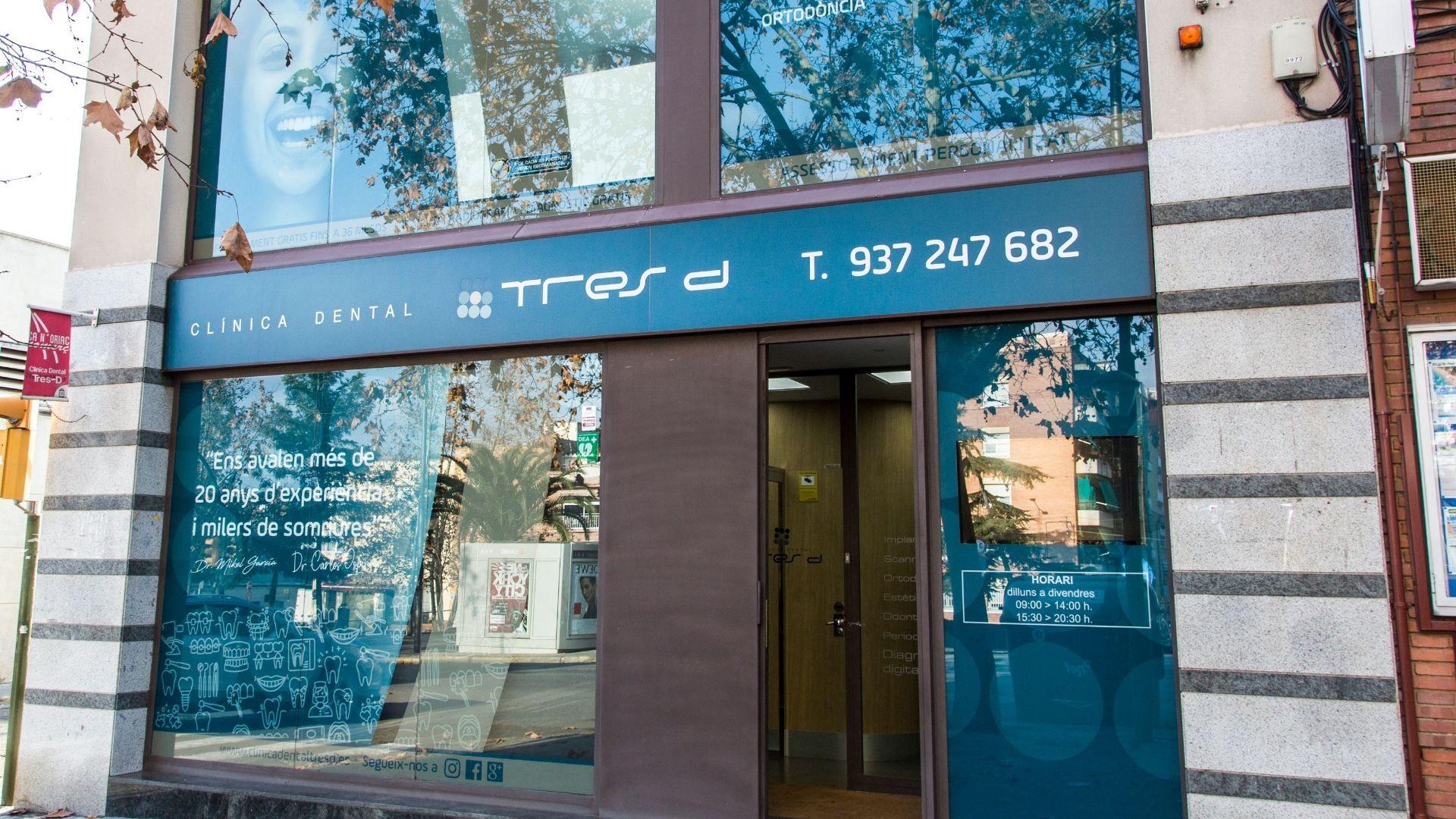 Clinica dental en Sabadell