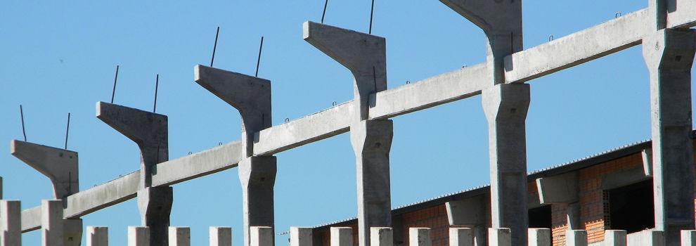 Viguetas de hormigón armado en Asturias