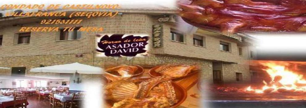 Cordero asado en Segovia | Asador David, S.L.