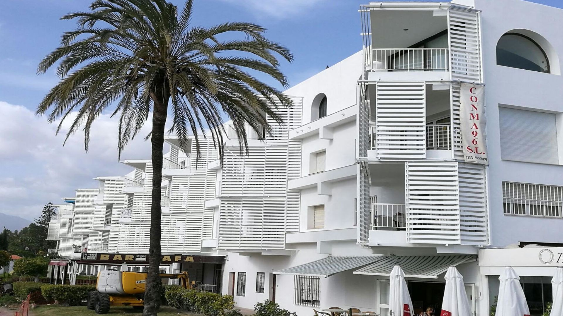 Empresas de construcción Málaga