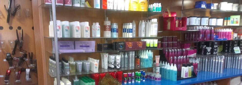 Productos de peluquería en Granada