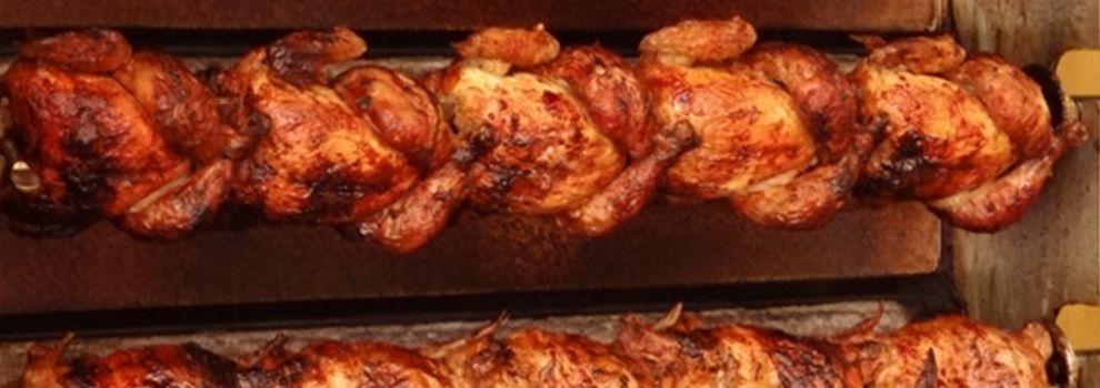 Pollo asado Málaga