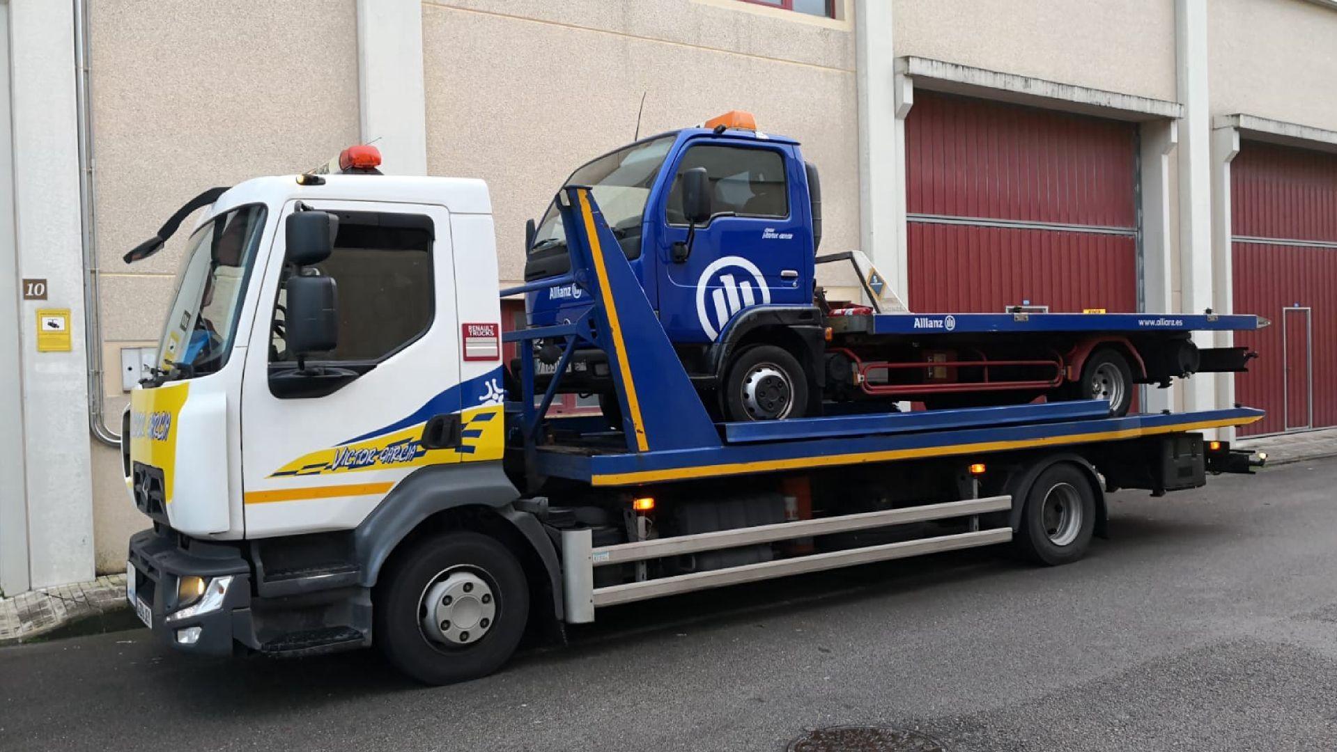 Empresa de asistencia en carretera en Cantabria