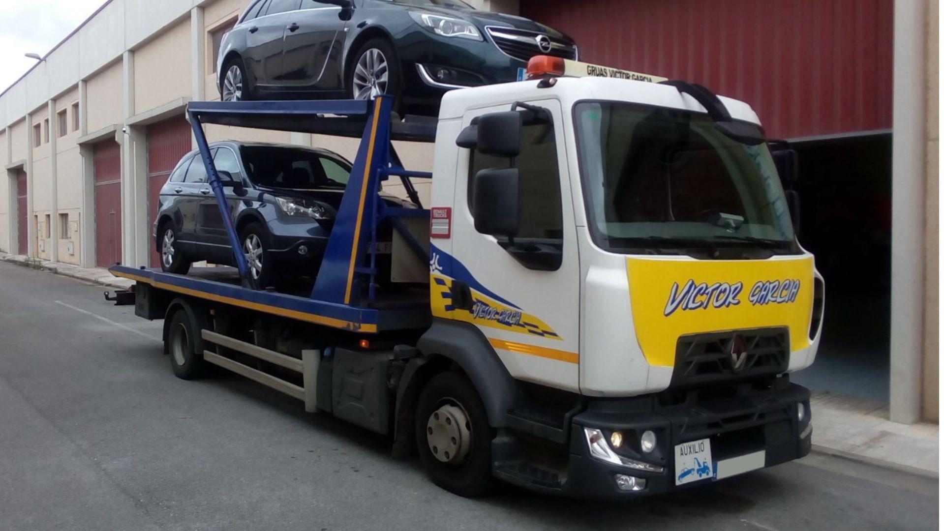Asistencia en carretera en Cantabria