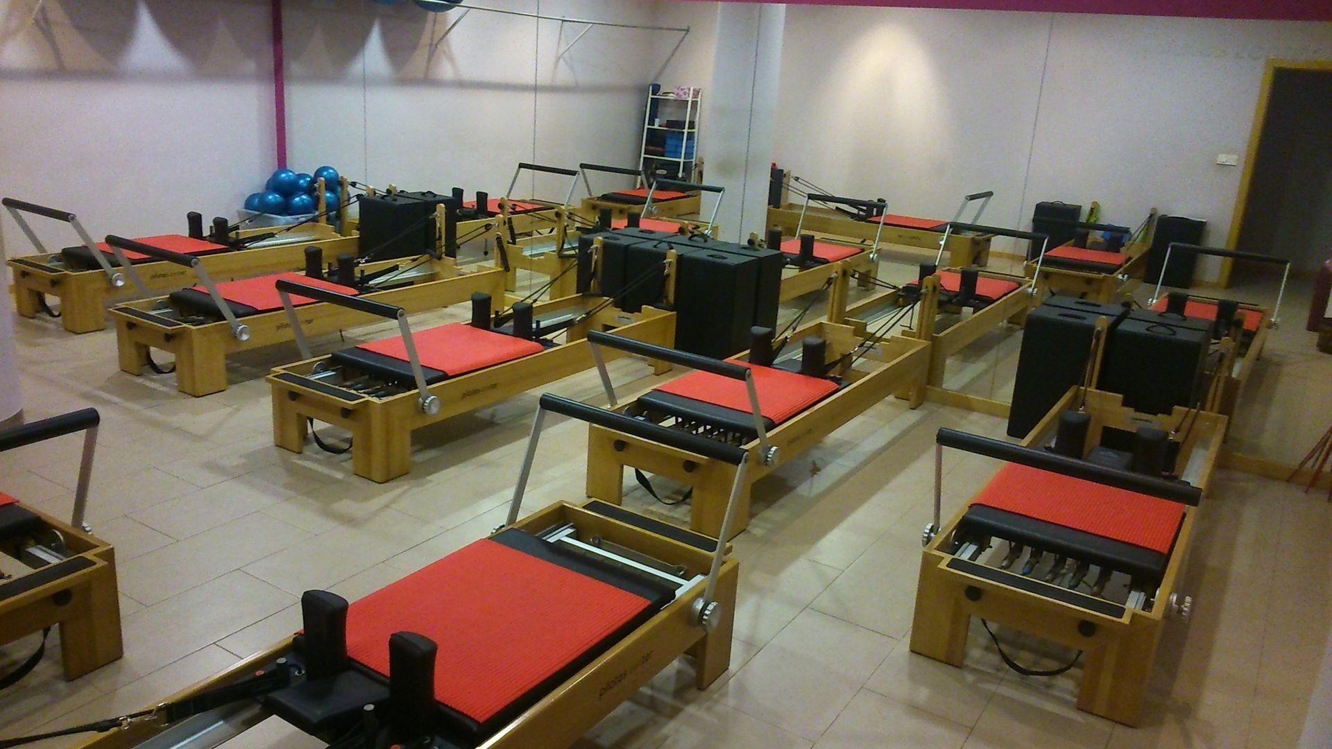Estudio de pilates en Orihuela