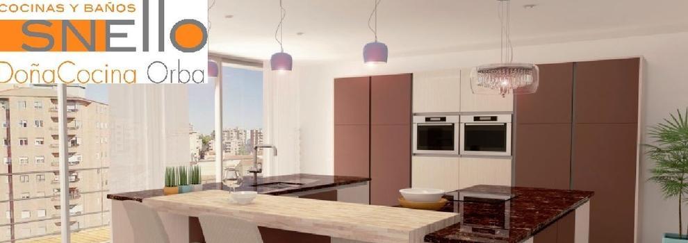 Cocinas modernas en Getafe