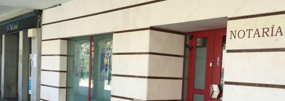 Notarios y registradores en Torrejón de Ardoz