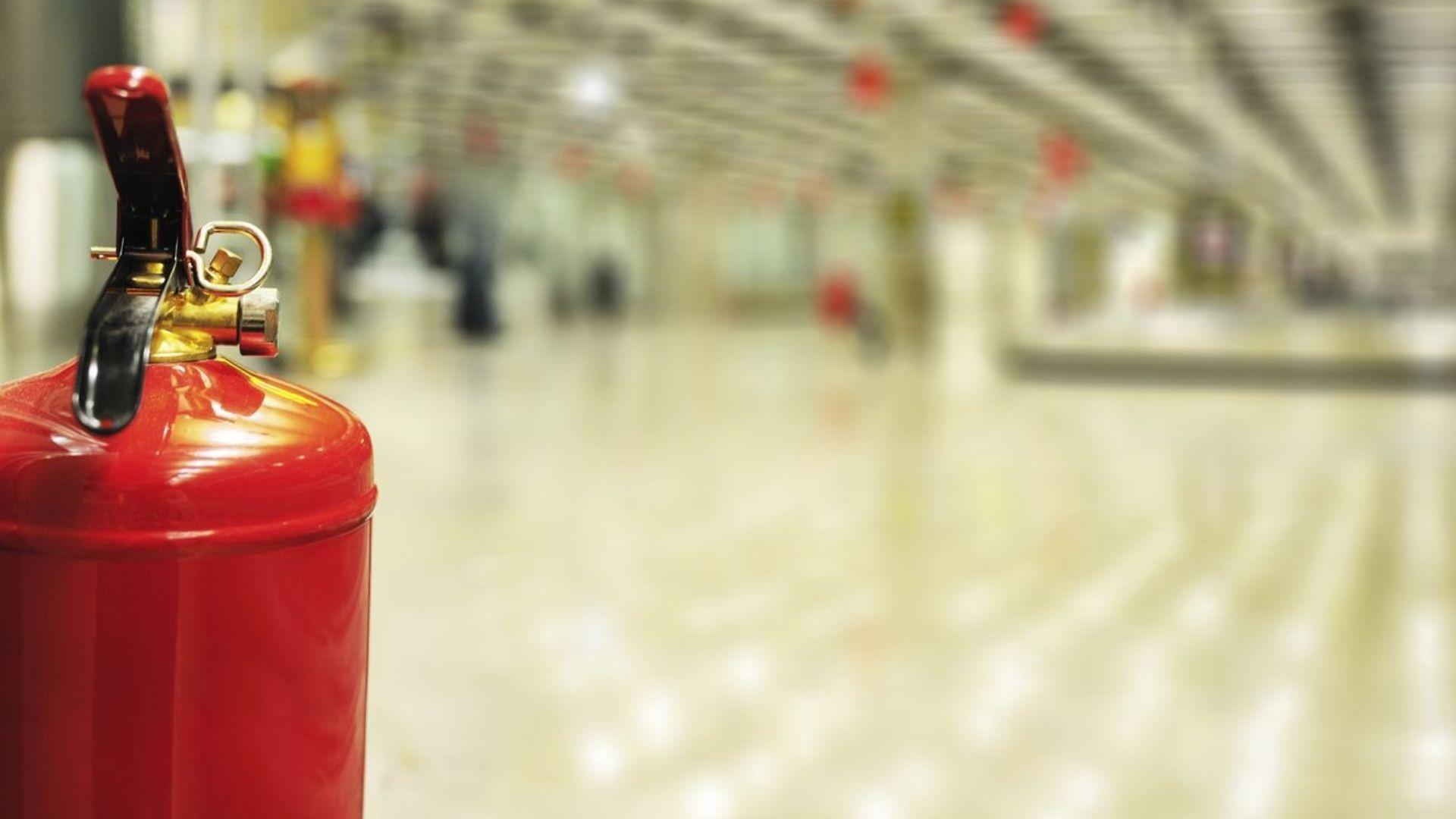 Mantenimiento de extintores Barcelona