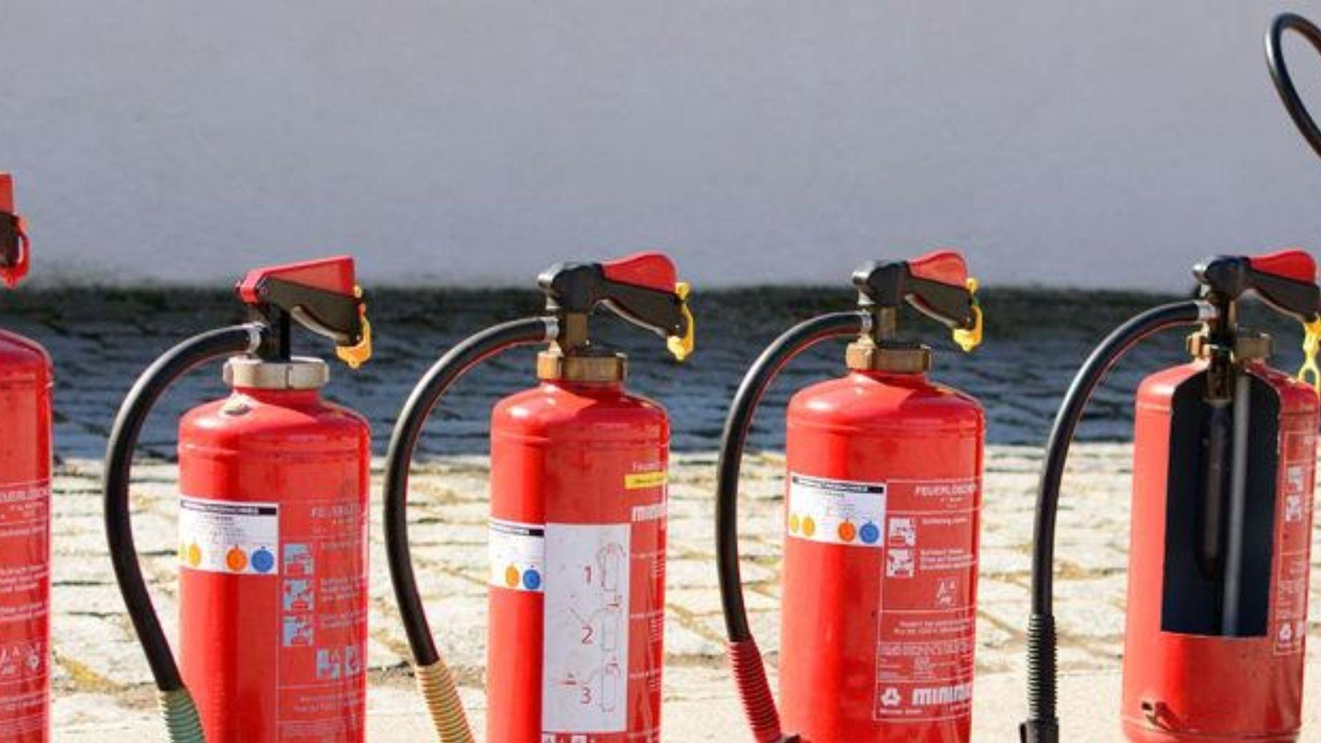 Empresa de extintores en Barcelona