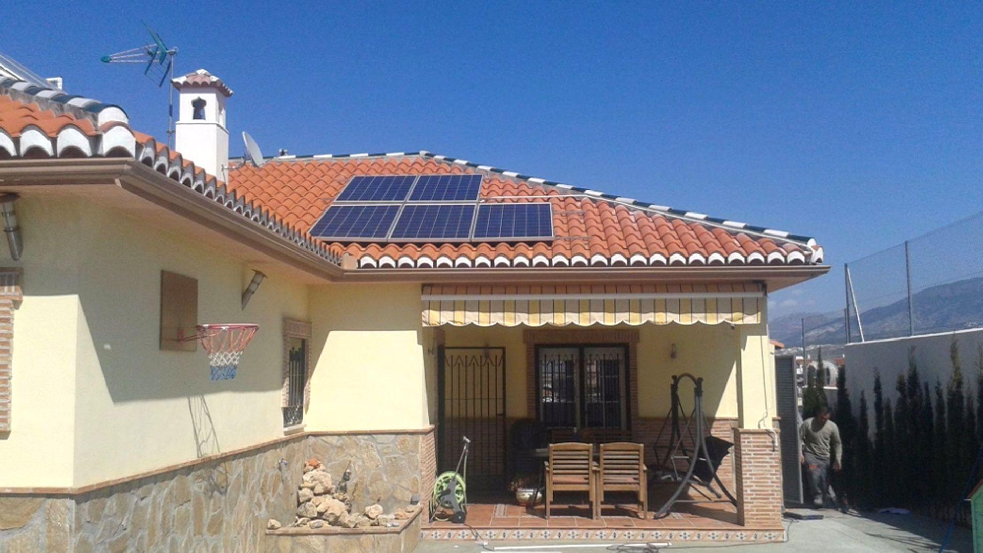 Energía renovable en Granada
