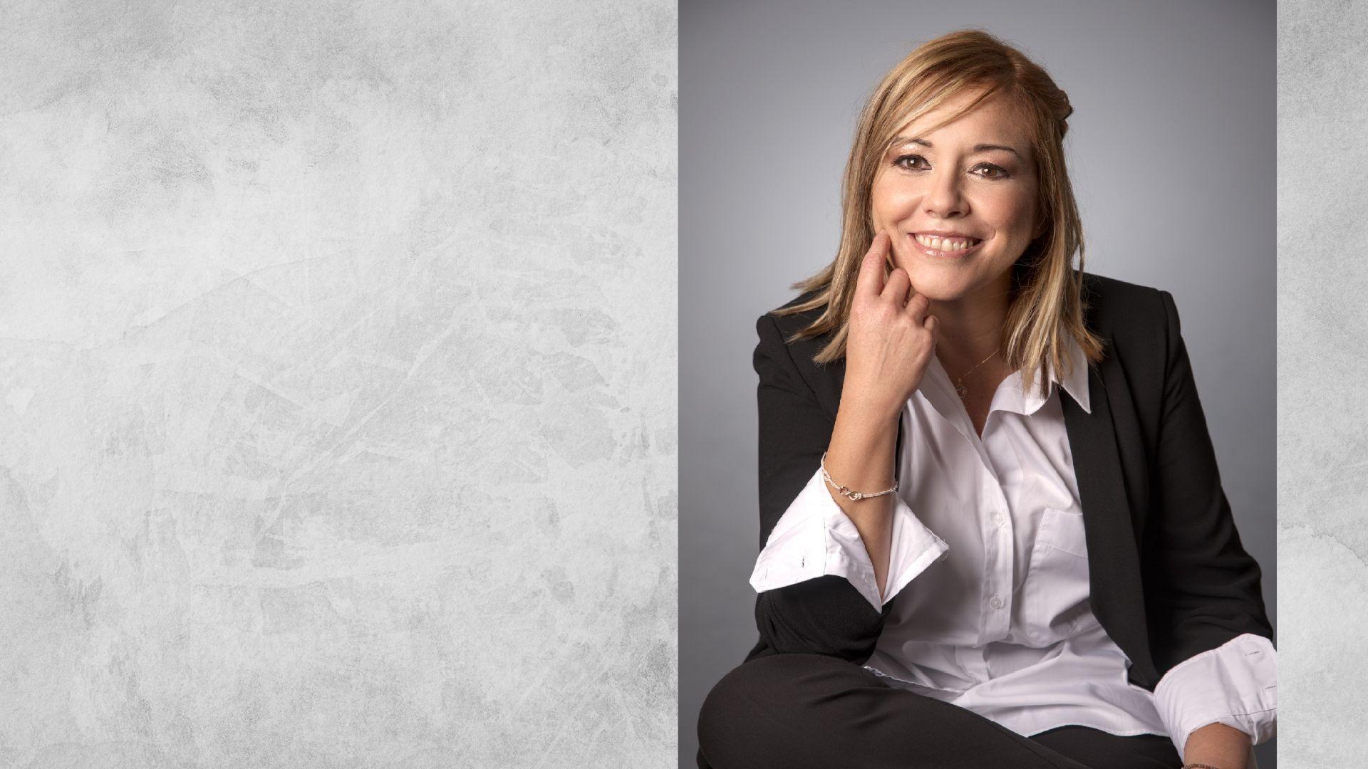 Marisa Bresó. Psicóloga y terapeuta ACT