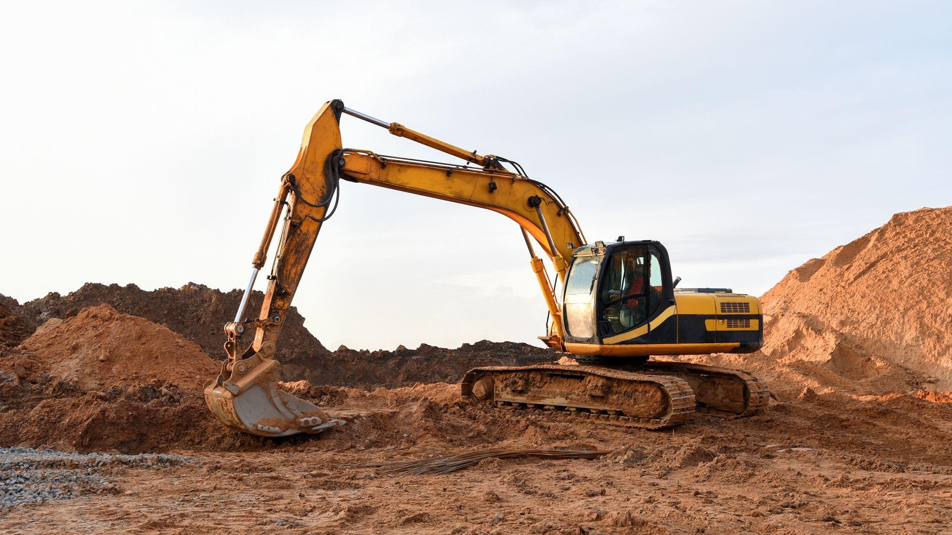 Excavaciones en Soria