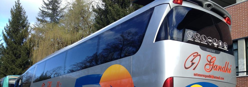 Autobuses para bodas en Bilbao