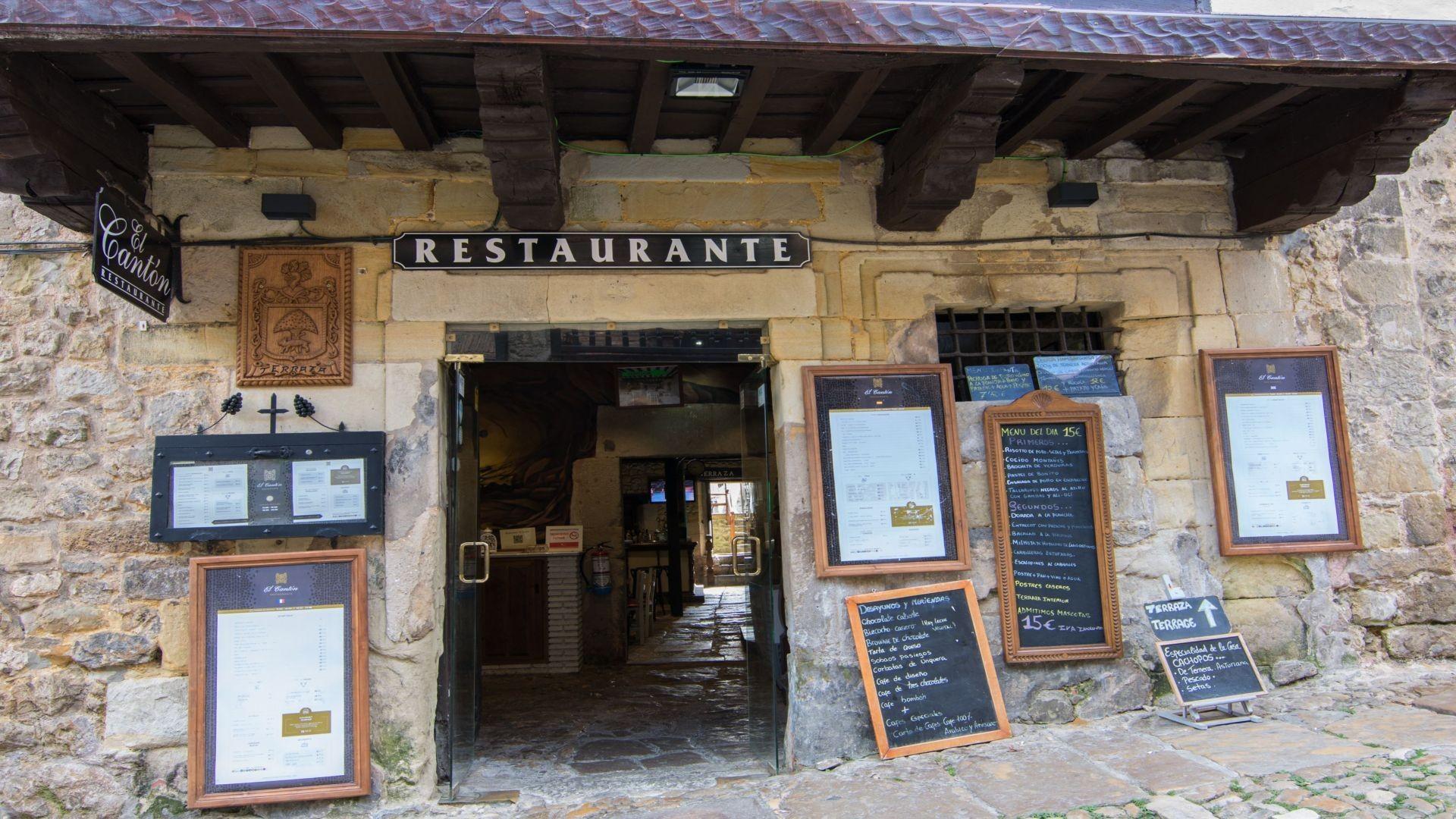 Restaurante Santillana de Mar