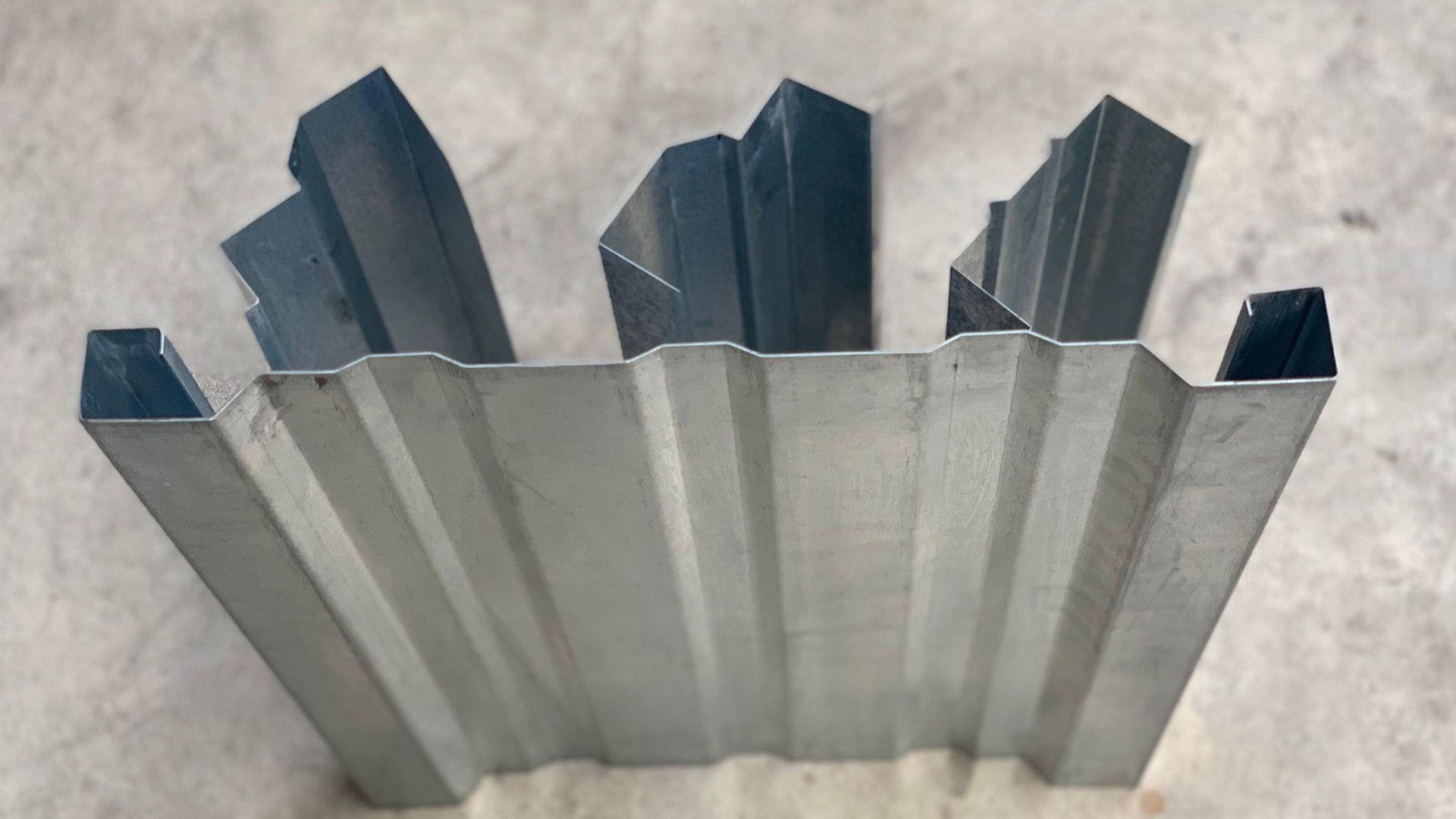 Plegado de metales para cubiertas en Burgos