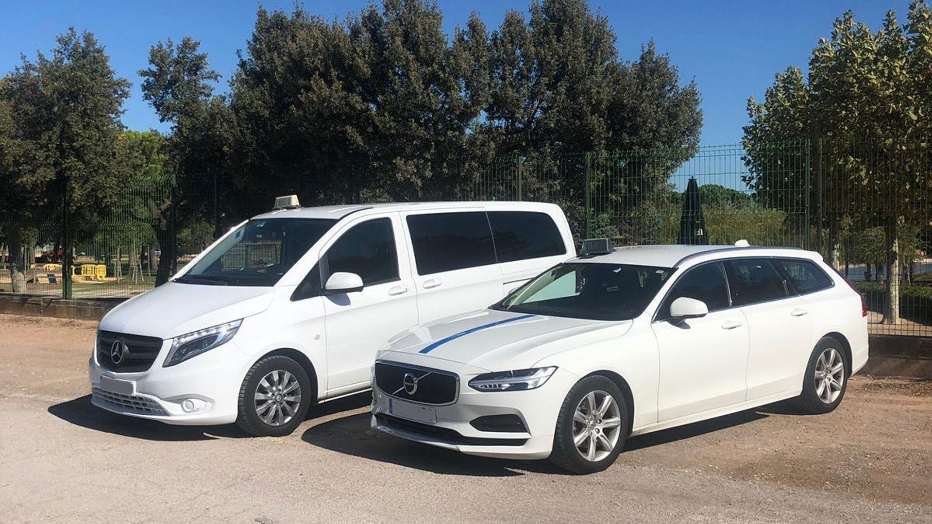 Servicio de taxi en Manresa