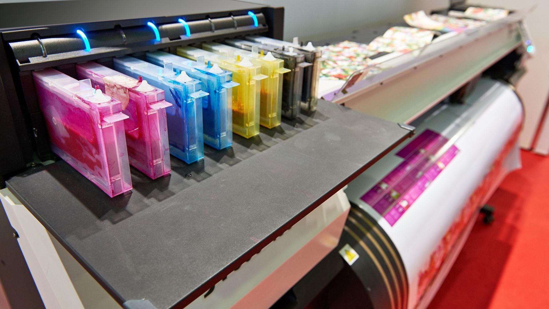 Imprenta especializada en carteles en Valencia