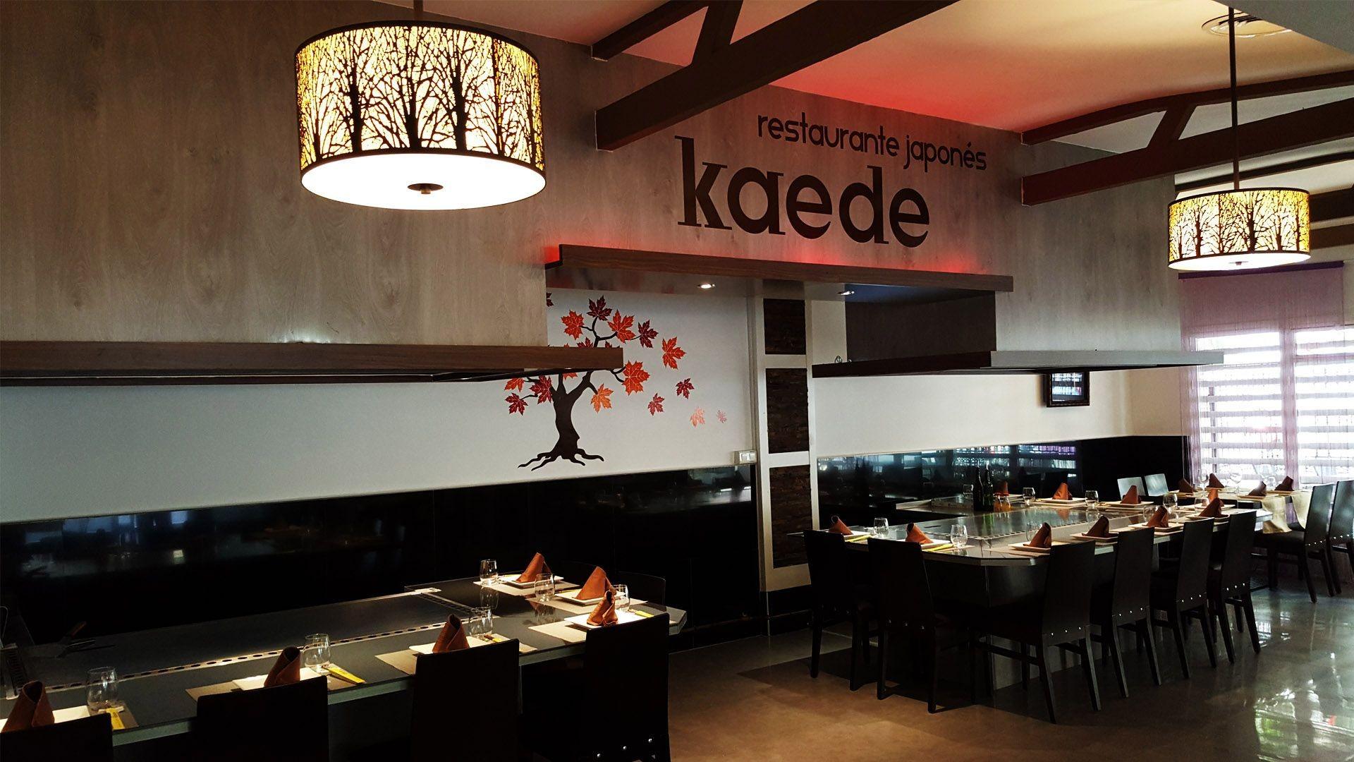 Restaurante japonés Málaga