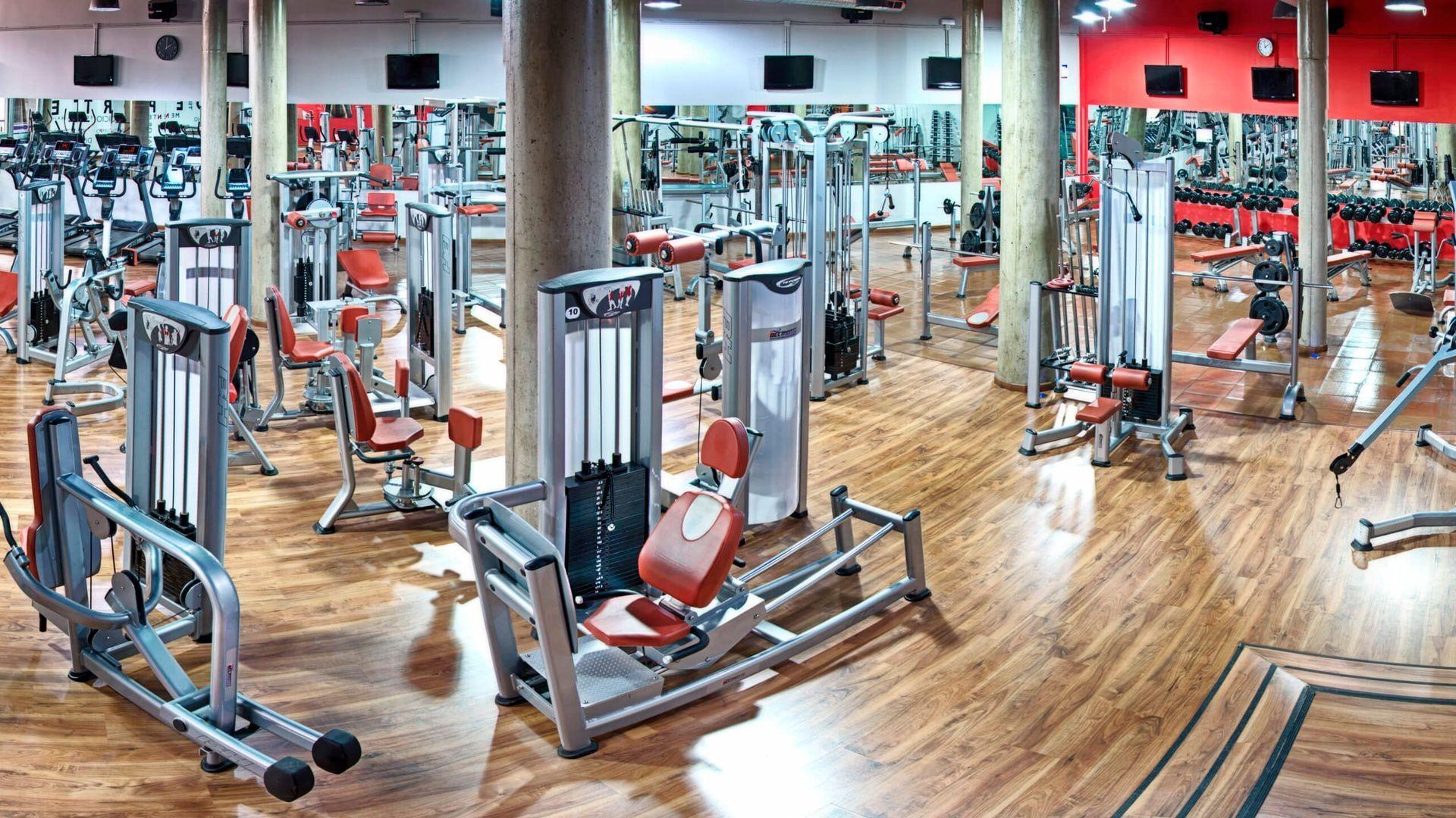 gimnasio musculacion Almeria