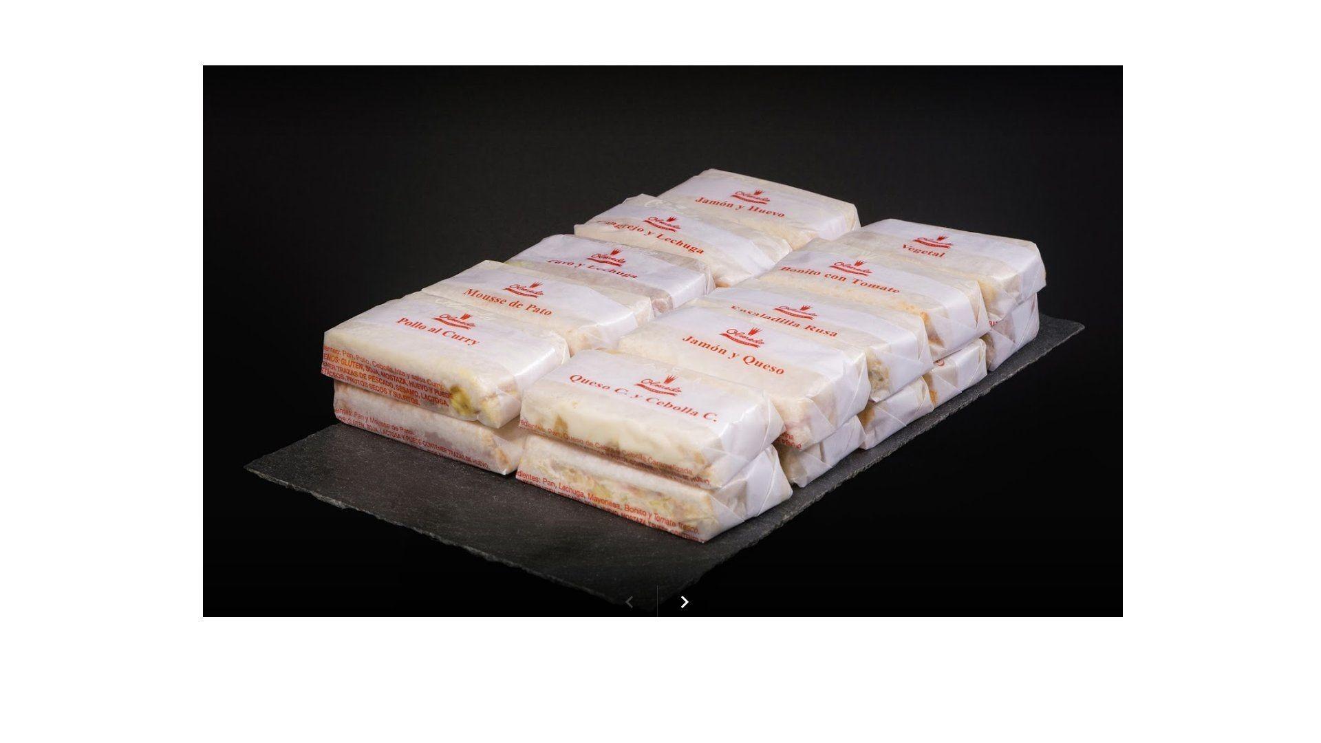 Sandwiches Artesanos en Madrid